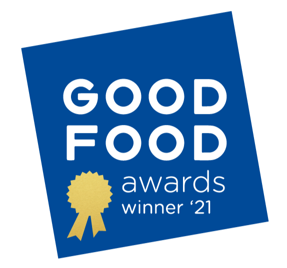 Good Food Awards Finalist 2018